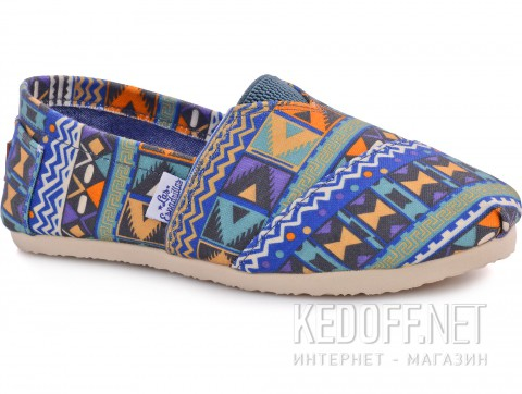 Летняя обувь Las Espadrillas Native 3015-74 Multicolor фото
