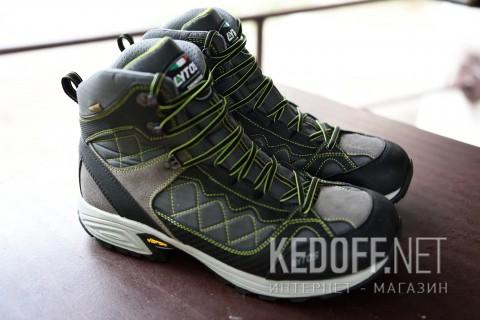 Мужские трекинговые ботинки Lytos Cosmic High 18 8Ab043-18 серый