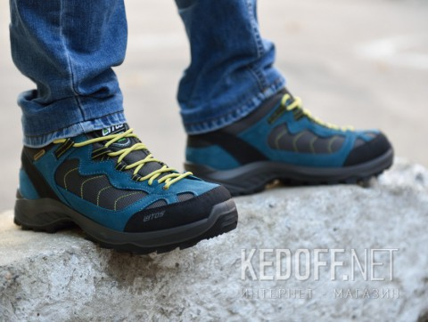 Мужские ботинки Lytos COSMIC JAB DYNAMIC 17 1JJ003-17WP