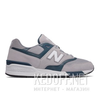 Кроссовки New Balance Ml597gsc фото