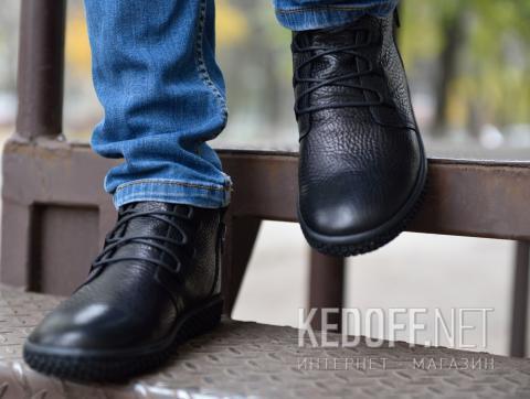 Мужские ботинки Forester 9531-27