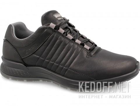 Мужские кожаные кроссовки Grisport 42811D9 Made in Italy  фото
