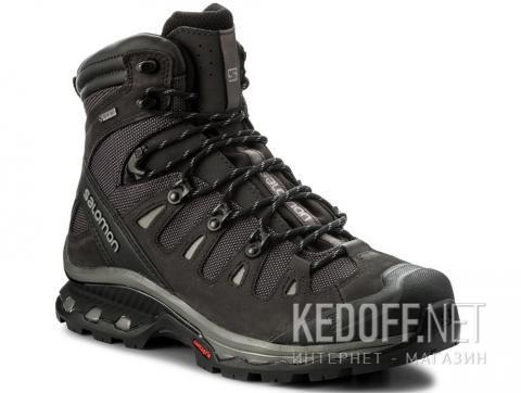 bc09e02a Мужские ботинки Salomon Ouest 4D 3Gore-Tex 402455 в магазине обуви  Kedoff.net - 29547