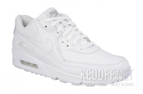 Мужская спортивная обувь Nike Air Max 90 302519-113 белый