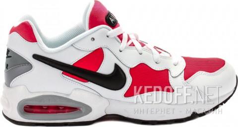 Кроссовки Nike Air Max Triax 94615767-600 унисекс красныйбелый