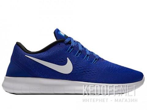 Купить Кроссовки Nike Free Rn Blue 831509-400 Унисекс Синий