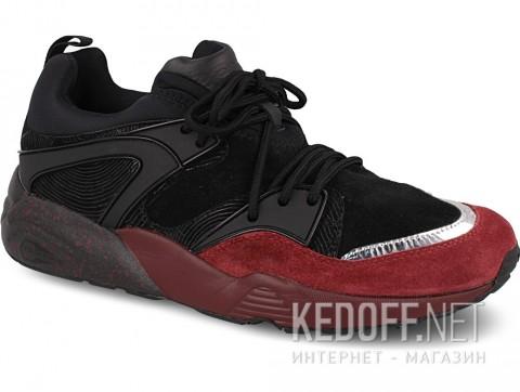 Спортивная обувь Puma Blaze Of Glory Halloween 363548-01 унисекс бордовыйчрный