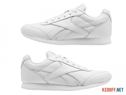 Женские кроссовки Reebok Royal Classic Jogger 2.0 V70492 белый