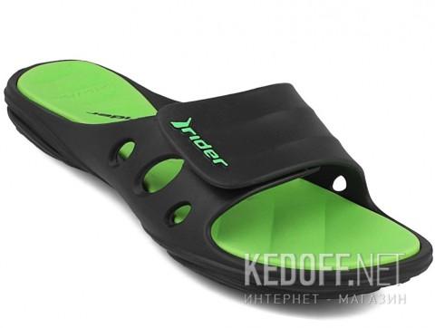 Пляжная обувь Rider Key Ix Fem 81906-23238 унисекс зеленыйчрный