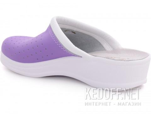 Ортопедическая обувь Sanital Light Violete Antishok 1250-24 Made in Italy фото