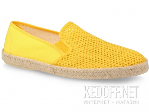 Летняя обувь Las Espadrillas Amarillo Cangrejo Fv6316-21 Made in Spain фото