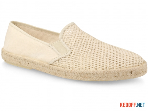 Летняя обувь Las Espadrillas Crudo Cangrejo Fv6316-18 Made in Spain фото