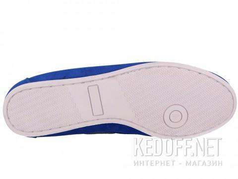 Мокасины Forester 6555-4013 унисекс синий