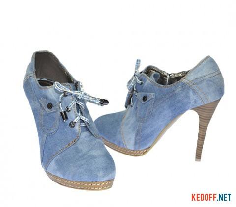 Купить Женские Туфли На Шнурках