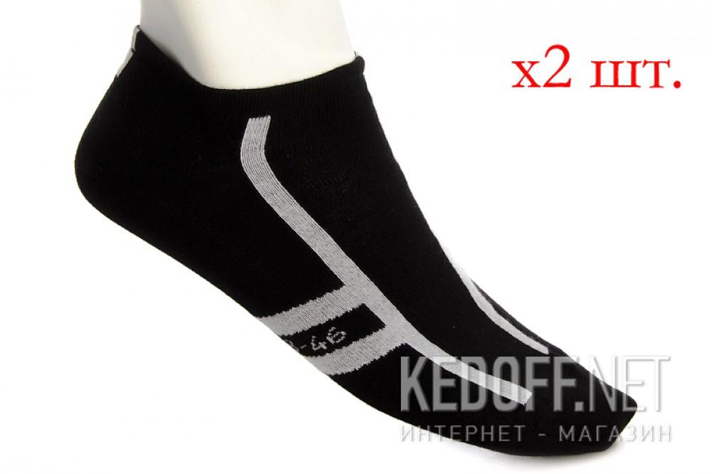 Купить Носки Mexx 006301-0005 унисекс   (чёрный/белый)