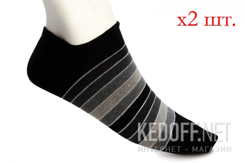 Купить Носки Mexx 007005-0842 унисекс   (серый/чёрный)