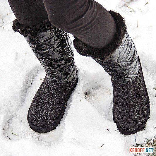 Winter Boots Forester 0985 Black