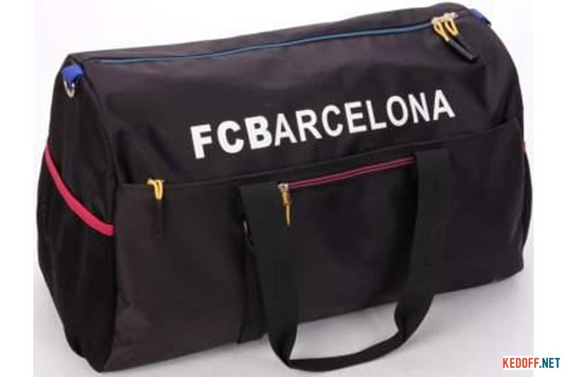 Купить Сумка Barcelona 34767 унисекс   (розовый/чёрный)