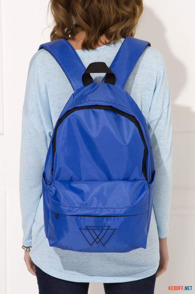 Рюкзак Warm 3 500 017   (синий) все размеры