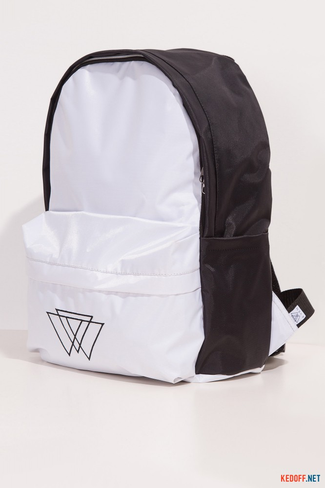 Рюкзак Warm 3500020 унисекс   (чёрный/белый) купить Украина