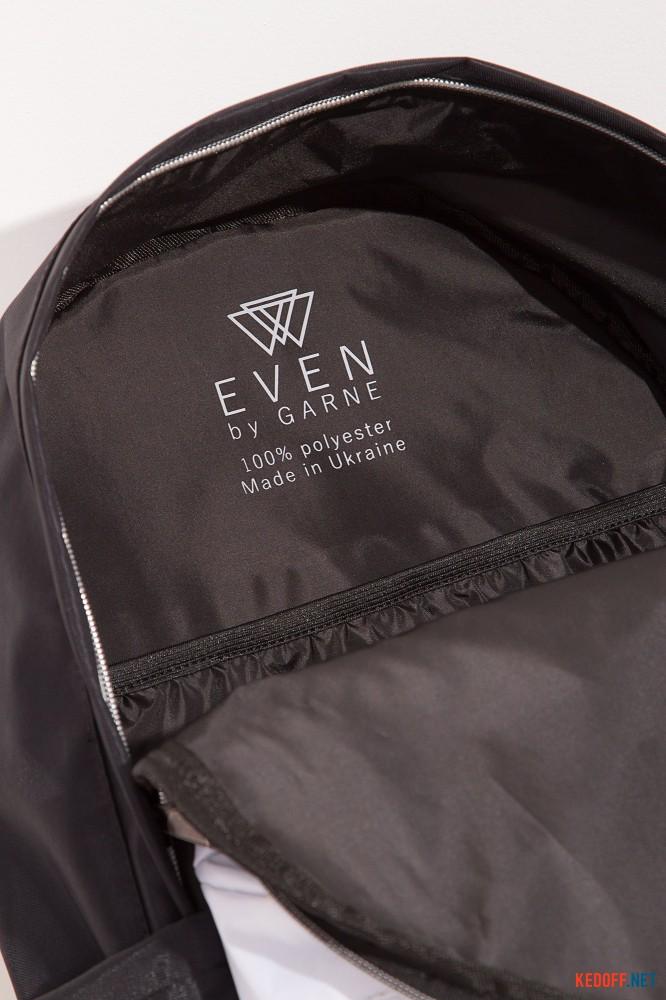 Рюкзак Warm 3500020 унисекс   (чёрный/белый) описание