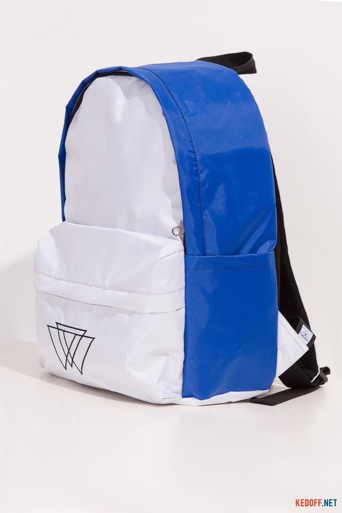Рюкзаки Garne 3 500 021 унисекс   (синий/белый)