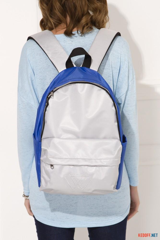 Рюкзак Warm 3 500 023 унисекс   (серый/белый) все размеры