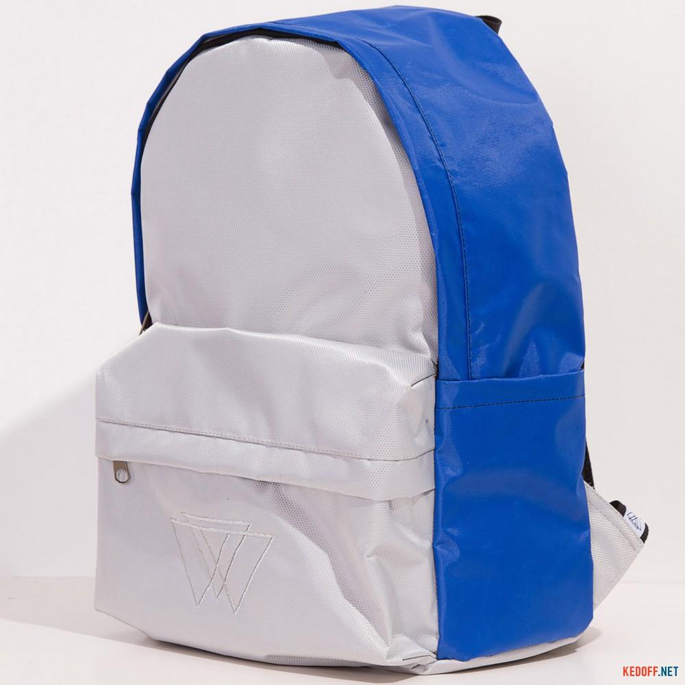 Рюкзак Warm 3 500 023 унисекс   (серый/белый) доставка по Украине