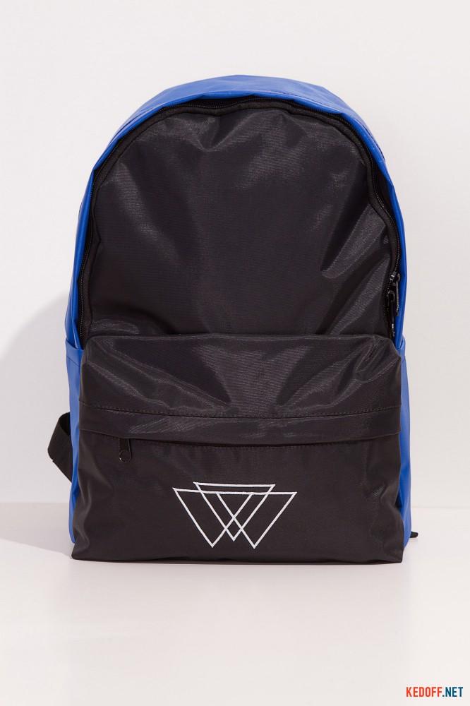 Купить Рюкзак Warm 3 500 025 унисекс   (синий/чёрный)