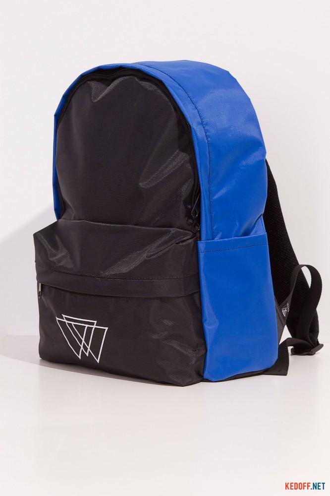 Рюкзак Warm 3 500 025 унисекс   (синий/чёрный) купить Украина