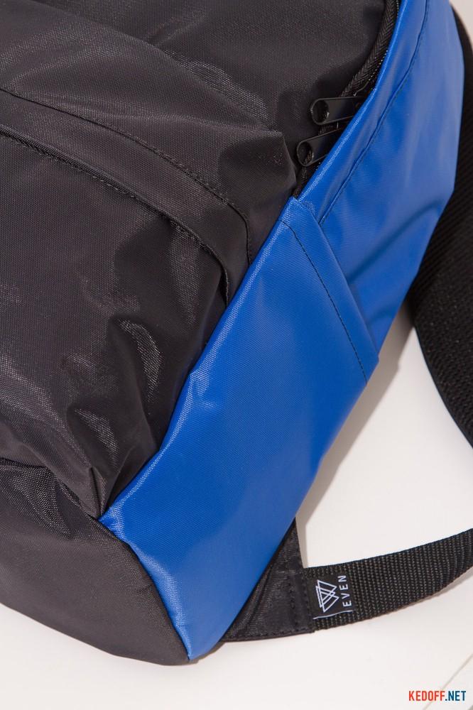 Оригинальные Рюкзак Warm 3 500 025 унисекс   (синий/чёрный)