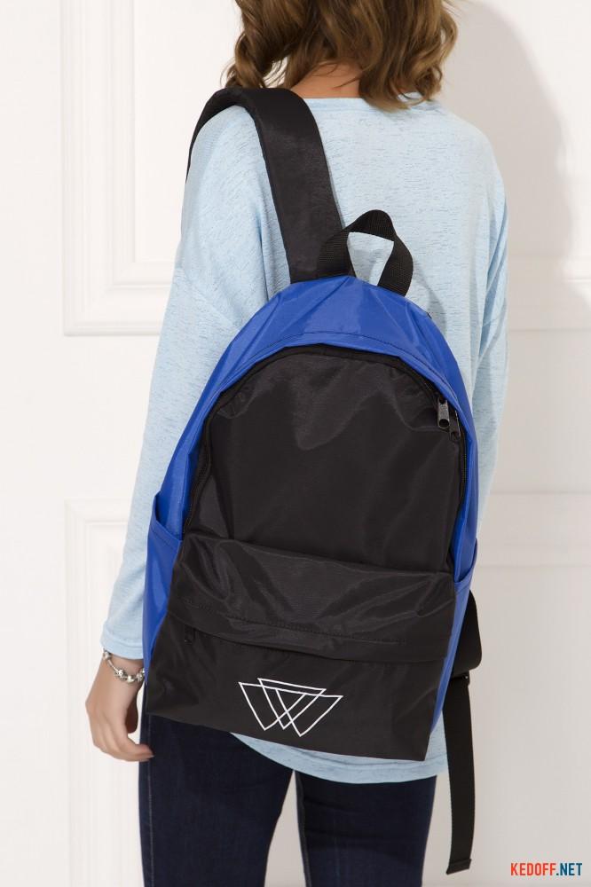 Цены на Рюкзак Warm 3 500 025 унисекс   (синий/чёрный)