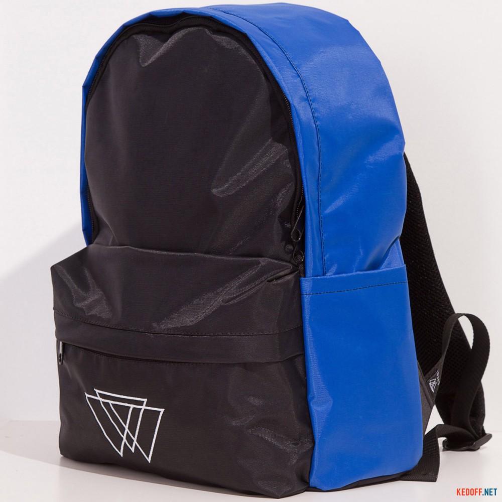 Рюкзак Warm 3 500 025 унисекс   (синий/чёрный) доставка по Украине