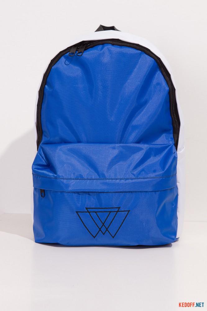 Купить Рюкзак Warm 3500029 унисекс   (синий/белый)