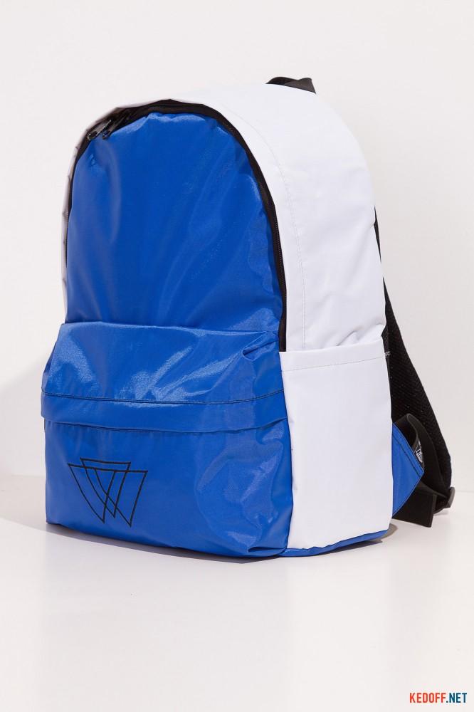 Рюкзак Warm 3500029 унисекс   (синий/белый) купить Украина