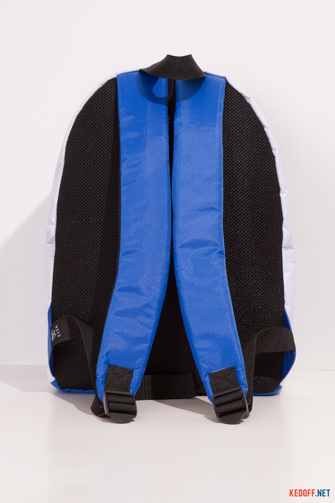 Рюкзак Warm 3500029 унисекс   (синий/белый) купить Киев