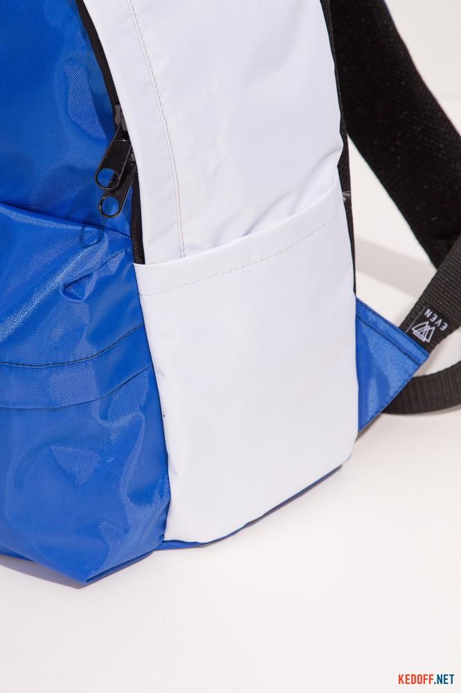 Оригинальные Рюкзак Warm 3500029 унисекс   (синий/белый)