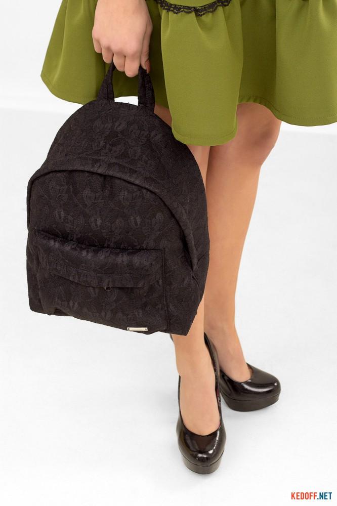 Рюкзаки Garne 3 500 053   (чёрный) все размеры
