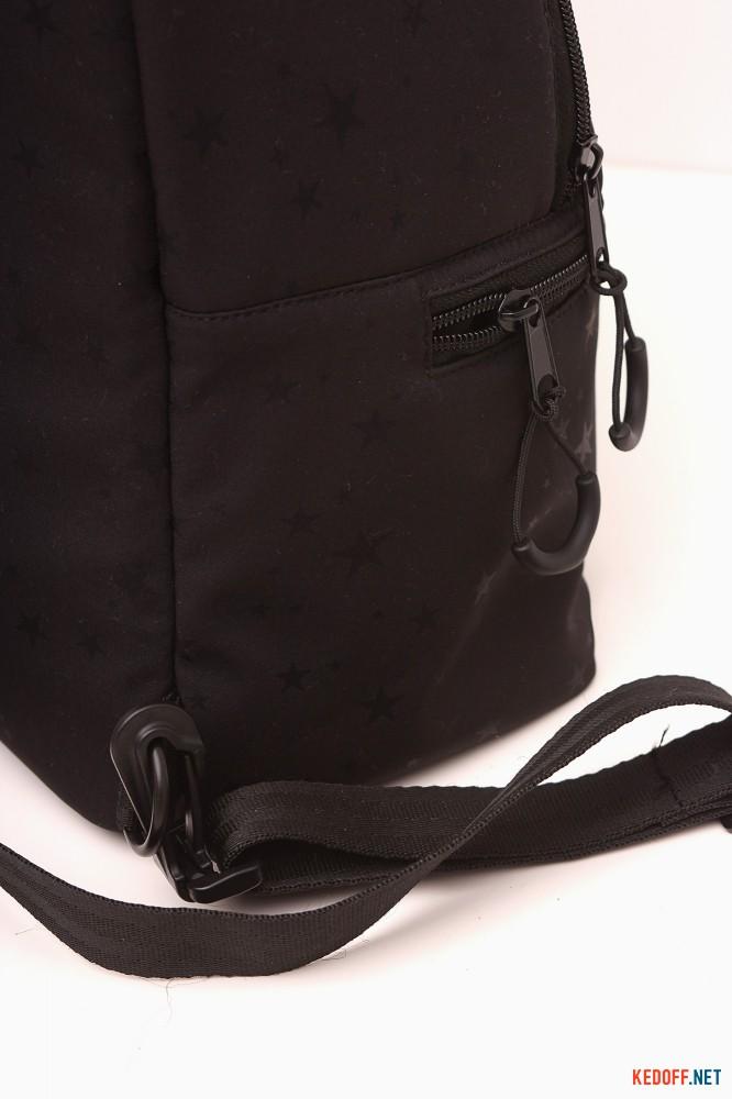 Доставка Рюкзак Warm 3 500 054   (чёрный)