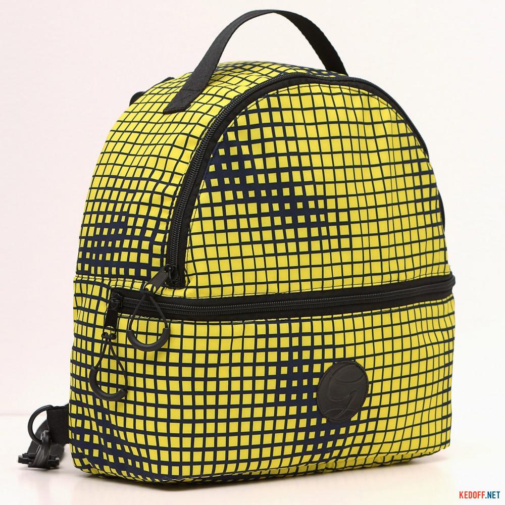 Рюкзаки Garne 3 500 056   (жёлтый)