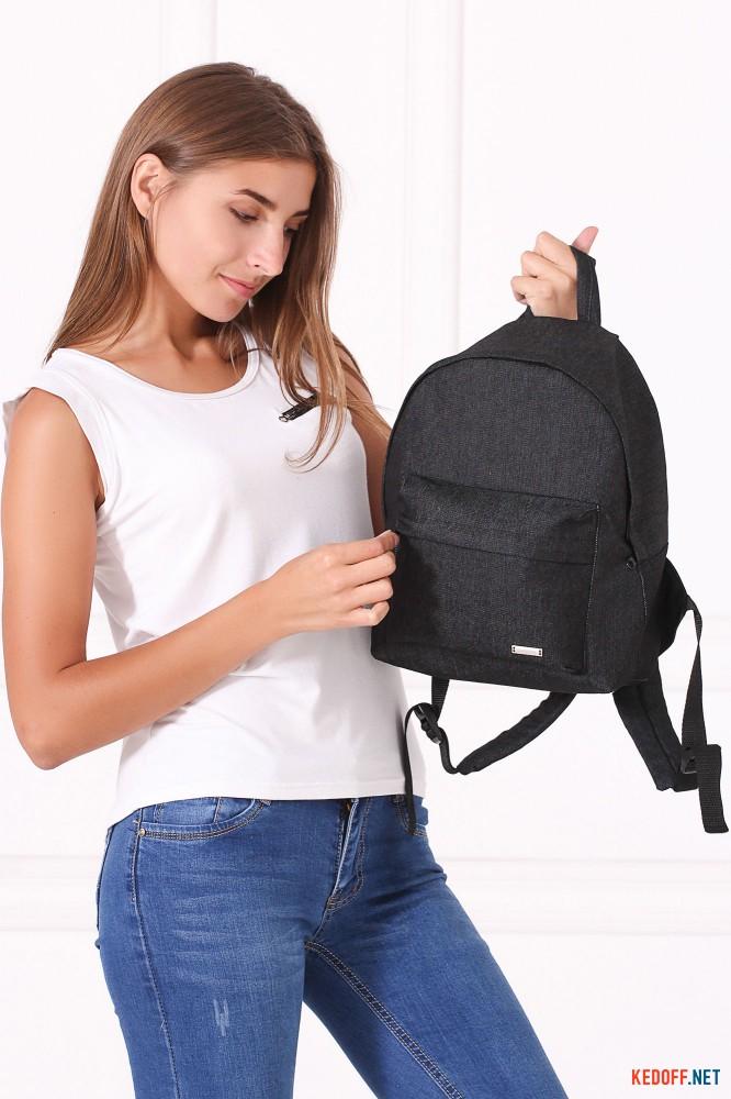Купить Рюкзак Warm 3 500 081   (чёрный)
