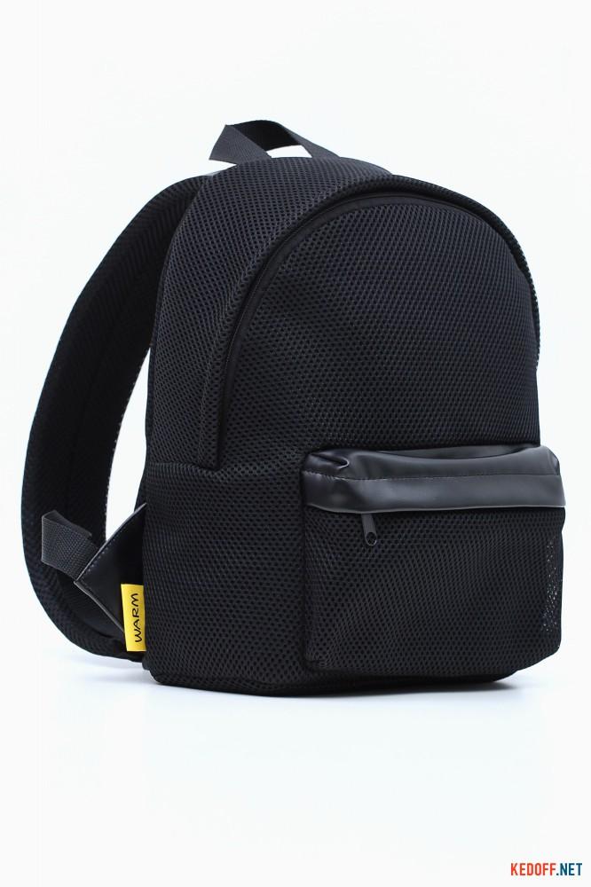 Рюкзак Warm 3 500 091   (чёрный) описание