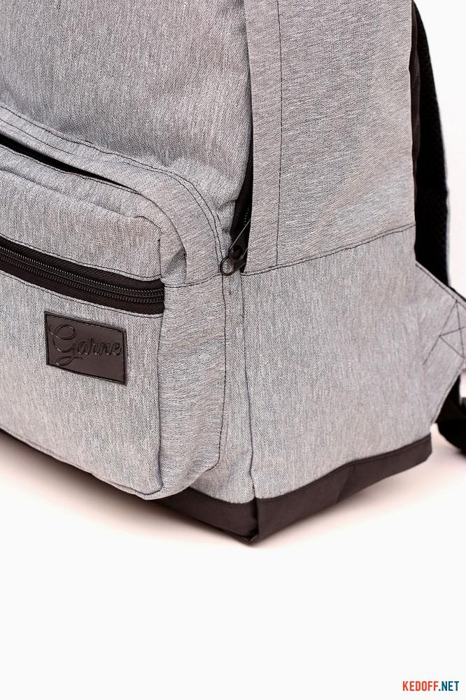 Рюкзак Warm 3 500 103   (серый) все размеры