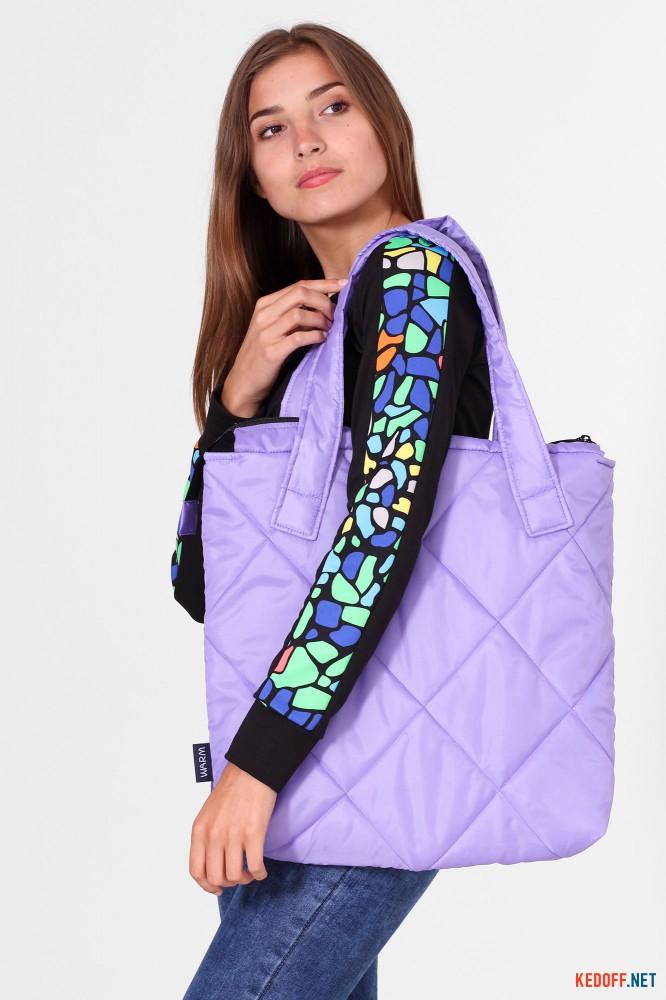 Купить Сумка Warm 3500142   (фиолетовый)