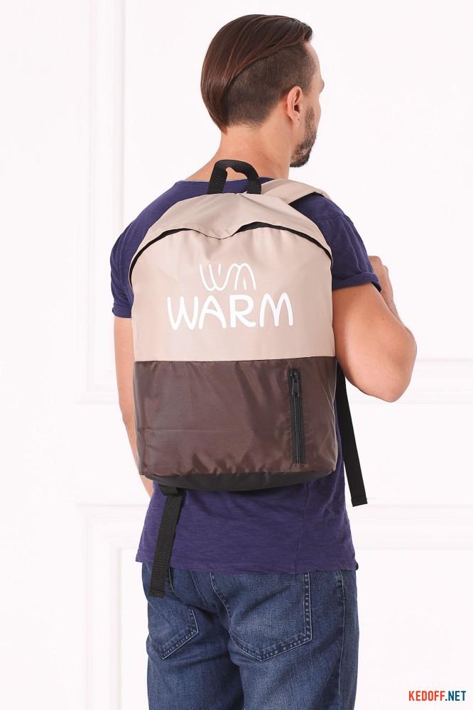 Оригинальные Рюкзак Warm 4007190