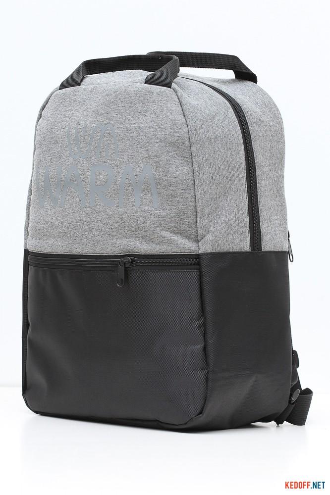 Купить Сумки спортивние Garne 4007191 унисекс   (чёрный/серый)