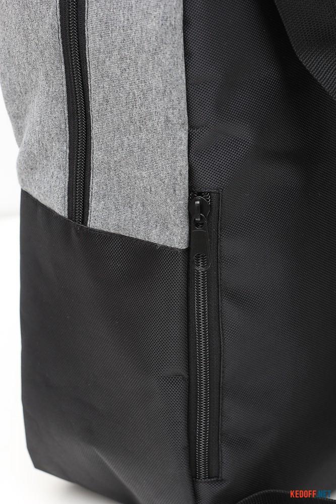 Оригинальные Сумки спортивние Garne 4007191 унисекс   (чёрный/серый)