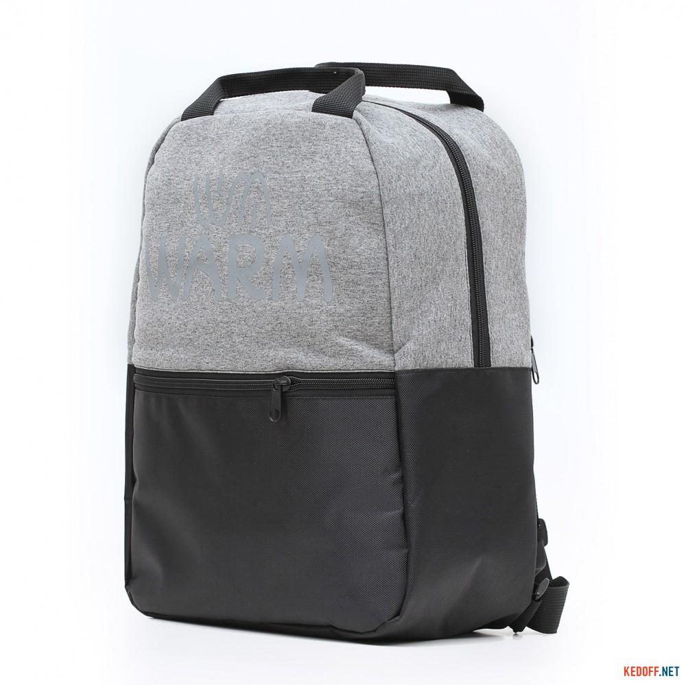 Цены на Сумки спортивние Garne 4007191 унисекс   (чёрный/серый)