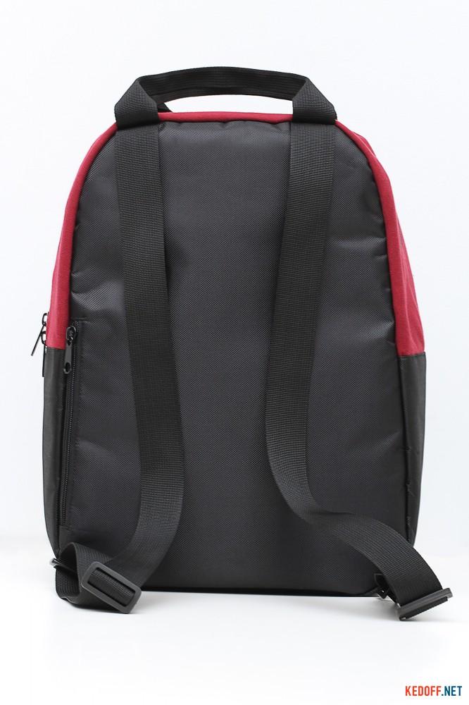 Сумки спортивние Garne 4 007 193 унисекс   (чёрный/красный)