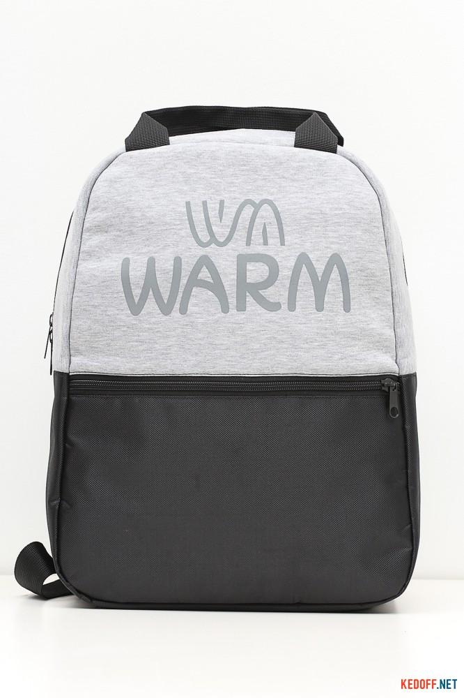 Рюкзак Warm 4007194   (серый) купить Украина